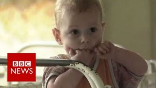 Download Growing up in a Romanian orphanage - BBC News Video