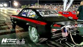Download Shayne's Black Bird Vega vs Head Hunter Nitrous Nova at Armageddon Video