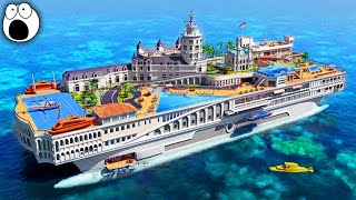 Download Top 10 Most Ridiculously Expensive Super Yachts In The World Video