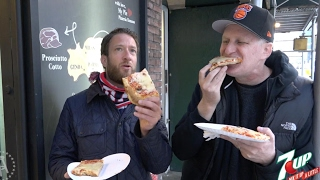 Download One Bite with Davey Pageviews - My Pie Pizzeria Romana with Special Guest Michael Rapaport Video