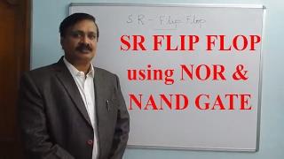 Download SR flip flop (simplified in English) Video