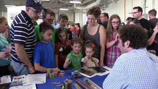 Download Fermilab Open House Hosts Thousands Video
