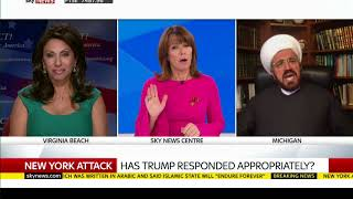 Download Brigitte Gabriel debating an Imam about the NYC attack Video