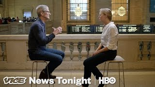 Download Apple CEO Tim Cook: The VICE News Tonight Interview (HBO) Video