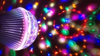 Download Inside a new 6 colour LED disco style lamp. (plus modifications) Video