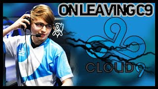 Download 'They didnt wanna play with me' Sneaky | Doublelift trashtalking him | on Leaving C9 Video