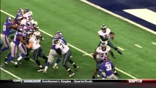 Download Greatest Comeback in Football History (Led by Vick, Jackson, McCoy) Video