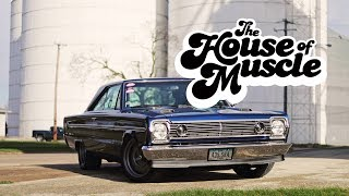 Download 200-MPH, Turbo Hemi Street Car! The Ultimate Belvedere - The House Of Muscle Ep. 3 Video