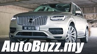 Download Volvo XC90 T8 Inscription PHEV review - AutoBuzz.my Video