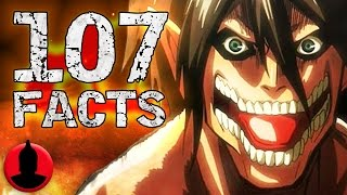 Download 107 Attack On Titan Anime Facts YOU Should Know! - (107 Anime Facts S1 E2) - Cartoon Hangover Video