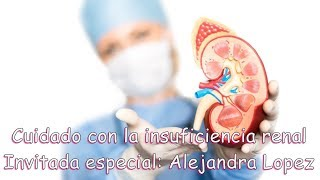 Download ¿Dolor de espalda? Cuidado con la insuficiencia renal - Invitada Alejandra Lopez Video