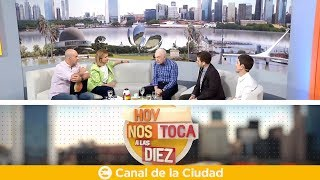 Download Entrevista mano a mano con Norberto ″Cacho″ Fontana en Hoy nos toca a las Diez Video