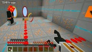 Download Minecraft PORTAL Adventure Map #3 (Portal Mod Map) with Vikkstar & PrestonPlayz Video