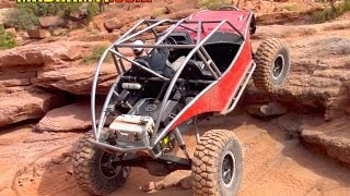 Download ROCK CRAWLING IN MOAB at EASTER JEEP SAFARI PART 1 Video