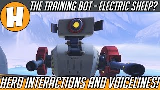 Download Overwatch - Training Bot Voice Lines - Not All Heroes Wear Capes! | Hammeh Video