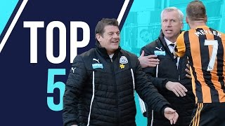 Download Top 5 | Unforgettable Player/Manager Bust Ups Video