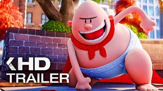Download CAPTAIN UNDERPANTS: The First Epic Movie Trailer (2017) Video
