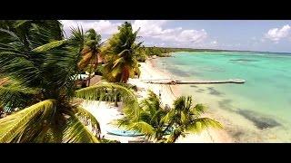 Download Vidéos par drone des villas de luxe en Guadeloupe à Saint François Video