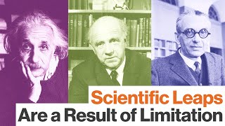 Download How Einstein, Heisenberg and Gödel Used Constraints to Rethink the Universe, with Janna Levin Video