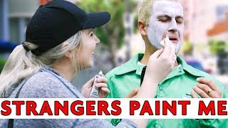 Download STRANGERS TURN ME INTO PENNYWISE THE CLOWN FROM ″IT″ | Chris Klemens Video