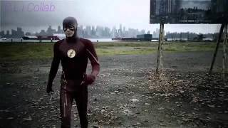 Download The Flash travels to earth 38 and saves Supergirl Video