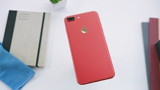 Download New RED iPhone 7 Unboxing! Video