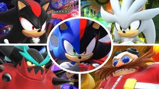 Download Team Sonic Racing - All Bosses + Cutscenes Video