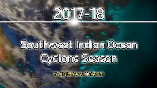 Download 2017-18 South-West Indian Ocean Cyclone Season Video