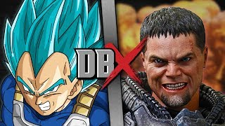 Download Vegeta VS Zod (Dragon Ball VS DC Comics) | DBX Video
