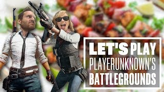 Download Let's Play PUBG gameplay with Ian and Aoife: Sausages, Champagne, and Cat Farts Video
