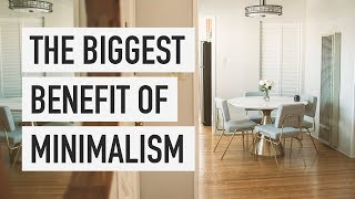 Download The Biggest Benefit of Minimalism (For Me) Video