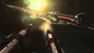 Download Elite: Dangerous Capital Ship Battle Video Video