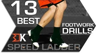 Download 13 Speed Ladder Drills For Faster Footwork & Quickness Video