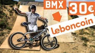 Download ON ACHÈTE UN BMX SUR LE BON COIN IL CASSE ? Video