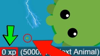 Download MOPE.IO *ZERO* XP WORLDS SMALLEST KRAKEN / BIG VS SMALL ANIMALS / NEW TRAP TROLL (Mopeio Gameplay) Video