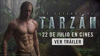 Download La Leyenda de Tarzán - Tráiler oficial en castellano HD Video
