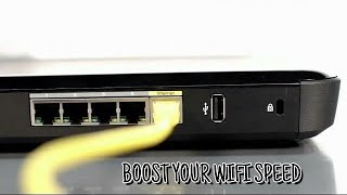 Download How To Speed Up Your Internet SPEED 1000x Faster - BOOST Your WI-FI Speed Video