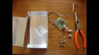 Hallicrafters S-38 ″Z″ Receiver Ham Radio DIY Projects PART4: BFO