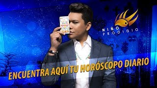 Download Niño Prodigio - Horóscopo Diario Lunes 16 de Julio 2018 Video