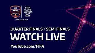 Download FIFA eClub World Cup™ - Quarter Finals / Semi Finals Video