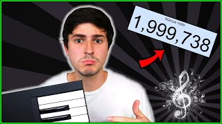 Download Playing piano NONSTOP until I hit 2 million subs Video