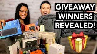 Download GIVEAWAY WINNERS ANNOUNCED! - Part 1 Video