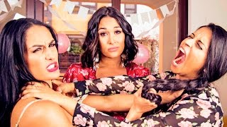 Download When Someone Tries to Steal Your BFF (ft. The Bella Twins) Video