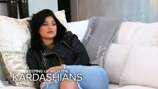 Download KUWTK   Kim K. Gives Kylie Jenner Sisterly Advice on Insecurities   E! Video