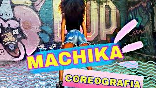 Download Machika - J. Balvin, Jeon, Anitta | Dance Vídeo | Coreografia Tainara vieira Video