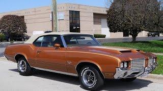 Download 1972 Oldsmobile Cutlass Supreme ***FOR SALE*** Video