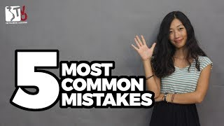 Download Learn Vietnamese with TVO | 5 Most Common Mistakes Video