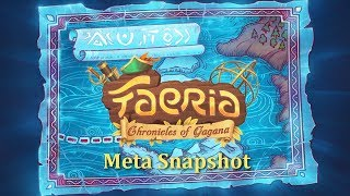 Download Faeria - Chronicles of Gagana Meta Snapshot #1 with Aquablad Video
