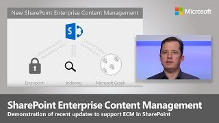 Download Early Look: Enterprise Content Management updates in SharePoint Video