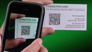 Download QR Code Business Cards Video